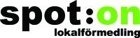 Spot On Lokalförmedling Logo