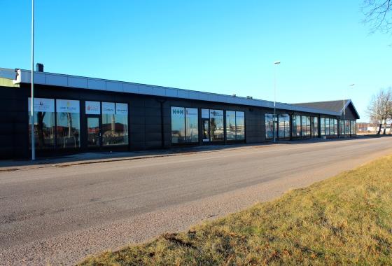Lokal att hyra Halmstad butik kontor